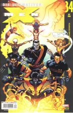 Ultimativen X-Men, die # 34