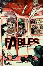 Fables # 01 - Legenden im Exil