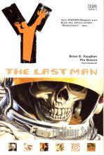 Y - The Last Man # 03 - Ein kleiner Schritt