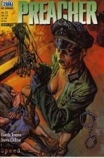 Preacher # 22 (von 34) Variant-Cover