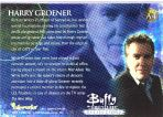 Harry Groener Autogramm-Karte (Buffy)