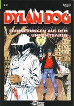 Dylan Dog # 54 - Erinnerungen aus dem Unsichtbaren