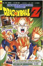 DRAGONBALL Z Bd. 53 - Magazin