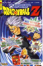 DRAGONBALL Z Bd. 51 - Magazin