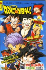DRAGONBALL Z Bd. 43 - Magazin