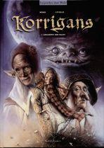 Korrigans # 01 - Geschöpfe der Nacht