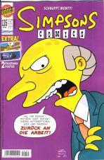 Simpsons Comics # 135