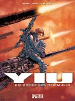 Yiu # 01 (von 7) - Die Armee des Neo-Mülls