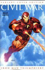 Civil War # 07 (von 7) Variant-Cover
