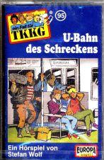 TKKG Folge 095 - Hörspiel (MC)