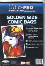 Comic Hüllen GOLDEN Size (Ultra Pro)