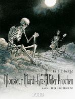 Monsieur Mardi-Gras - Unter Knochen # 01 (von 4)