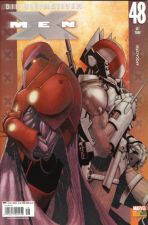 Ultimativen X-Men, die # 48
