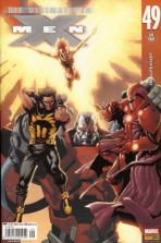 Ultimativen X-Men, die # 49