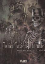 Monsieur Mardi-Gras - Unter Knochen # 03 (von 4)