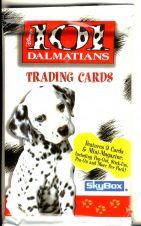 101 Dalmatians Trading Card Pack (11x)