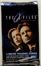 X-FILES Fight the Future Movie Trading Card Pack