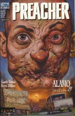 Preacher # 31 (von 34) Variant-Cover