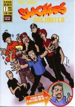 Slackers Unlimited # 1