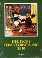 Deutsche Comicforschung (06) Jahrbuch 2010