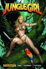 Jungle Girl # 01