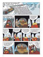 Erstaunlichen Abenteuer von Herrn Hase, Die # 01 - Slaloms