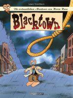 Erstaunlichen Abenteuer von Herrn Hase, Die # 02 - Blacktown