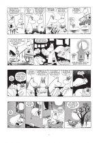 Mumins - Die gesammelten Comic-Strips # 03