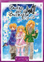 Broken Butterfly Bd. 01