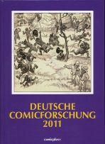 Deutsche Comicforschung (07) Jahrbuch 2011