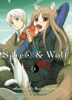 Spice & Wolf Bd. 01