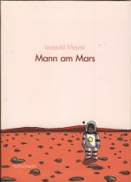 Mann am Mars