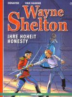 Wayne Shelton # 07 - Ihre Hoheit Honesty