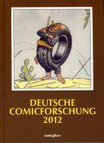 Deutsche Comicforschung (08) Jahrbuch 2012
