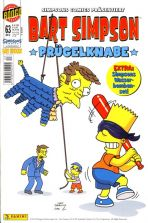 Bart Simpson Comic # 63 mit Beilage