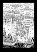 Yuggoth Rising # 01 (von 9) - Ankunft und Aufbruch