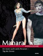Manara Werkausgabe # 09 - Die Reisen des G. Bergmann