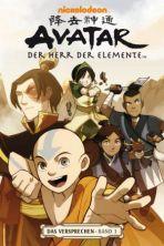 Avatar - Der Herr der Elemente # 01