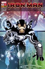Iron Man Sonderband # 13 - Der lange Absturz