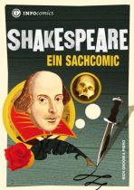 INFOcomics: Shakespeare - Ein Sachcomic
