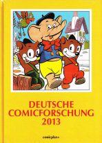Deutsche Comicforschung (09) Jahrbuch 2013