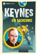 INFOcomics: Keynes - Ein Sachcomic