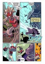 Super Dinosaur # 01