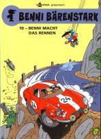 Benni Bärenstark # 10 - Benni macht das Rennen