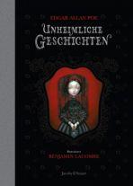 Lacombe: Unheimliche Geschichten (Illustriertes Buch) - Neuausgabe