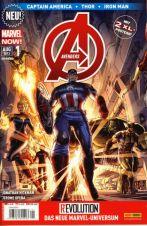 Avengers (Serie ab 2013) # 01 - Marvel Now
