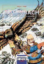 Dieter Kalenbach - Schnee, der auf Tusche fällt