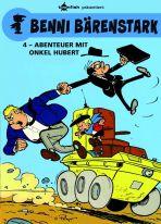 Benni Bärenstark # 04 - Abenteuer mit Onkel Hubert