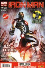 Iron Man / Hulk # 03 - Marvel Now