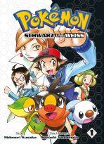 Pokémon Schwarz und Weiss Bd. 01 - Der Manga